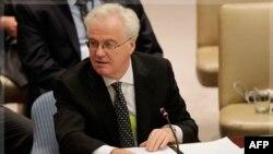 Vitalij Čurkin, ambasador Rusije u UN