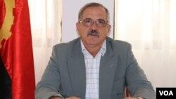 Fernando Barbosa Fonseca administrador da Vila de Conda no Kuanza Sul