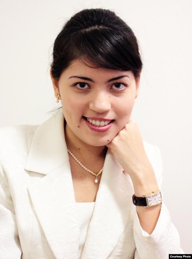 Mahmuda Saydumarova