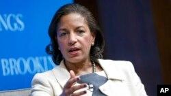 Penasihat keamanan nasional AS Susan Rice.