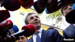 Tỉ phú Bidzina Ivanishvili, người dự kiến sẽ trở thành Thủ tướng Gruzia