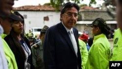 Néstor Humberto Martínez, Fiscal General en Colombia.