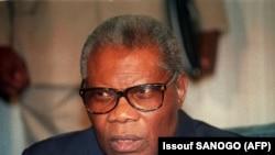 Pascal Lissouba, former Congo Republic President