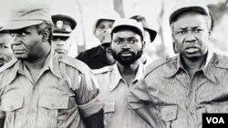 VaKenneth Kaunda, VaSamora Machel naVaJulius Nyerere