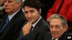 Trudeau hizo una visita de estado la semana pasada a La Habana pero no pudo ver al fallecido líder. Canadá es desde hace décadas un importante socio comercial de Cuba y es el segundo mayor exportador a la isla, solo por detrás del bloque de la Unión Europea.