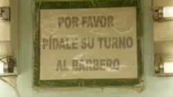 آرايشگاه های کوبا خصوصی می شوند
