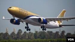 ბაჰრეინის სამეფოს ფლაგმანი ავიაკომპანია Gulf Air თბილისში ფრენას ზაფხულიდან დაიწყებს