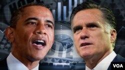 奥巴马和罗姆尼阐述各自的外交政策