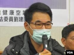 台湾在野党民进党立委刘建国