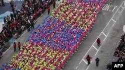 Diễu hành vào ngày Lễ Tạ Ơn