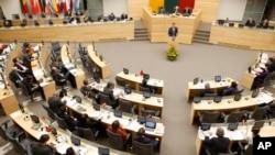 歐盟峰會在維爾紐斯開幕