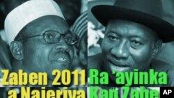 Buhari, Jonathan, Ribadu, Shekarau