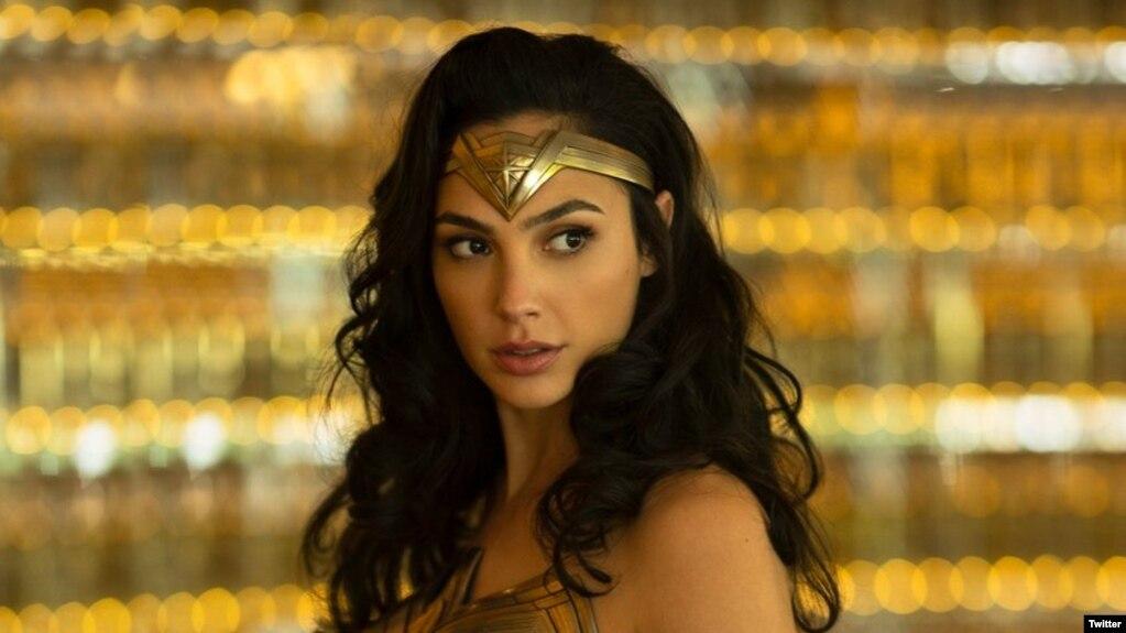 "La actriz israelí Gal Gadot se encuentra en Washington filmando ""Wonder Woman 1984"". Foto @GalGadot."