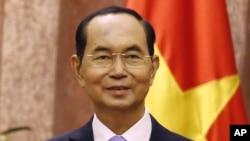 Ông Trần Đại Quang.