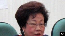 吕秀莲(档案照片)