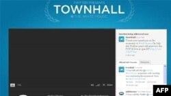Tòa Bạch Ốc nói rằng cuộc thảo luận theo kiểu hỏi đáp 'town hall' sẽ tập trung vào vấn đề công ăn việc làm và nền kinh tế Hoa Kỳ.