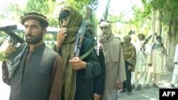 Афганські повстанці