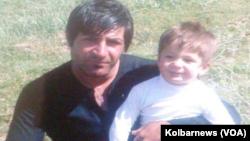 Undated photo of Iranian Kurdish porter Ghalib Kuik, posted on Telegram by Kolbarnews, a Kurdish rights activist news outlet. Kolbarnews said Iranian security forces shot and killed Kuik on November 11, 2018, near Marivan, Iran.