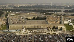 美國國防部鳥瞰圖