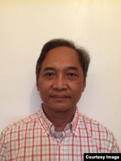 Peter Suwarno, Ph.D., Profesor di Arizona State University (foto: courtesy).