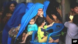 افغان پناہ گزینوں کی آبادی میں تیزی سے اضافہ باعث تشویش