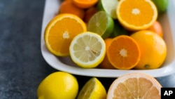 Antioxidants in citrus fruits may reduce the risk of obesity-related diseases, a recent study suggests.