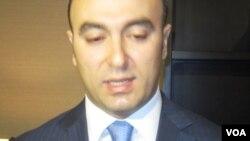 Prezident Administrasiyasının şöbə müdiri Elnur Aslanov