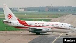 Máy bay Boeing 737-200 của hãng hàng không Algerie tương tự như chiếc máy bay bị mất tích.