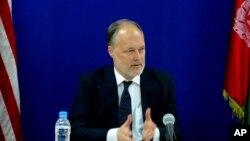 جمیز کنیگهم، سفیر سابق ایالات متحده در افغانستان