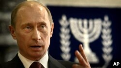 Владимир Путин. Архивное фото.