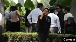 Temblor de magnitud 5,7 se siente en México.
