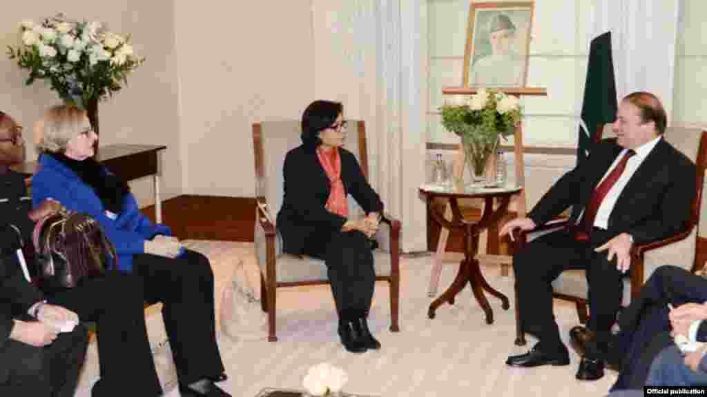 امریکہ، برطانیہ سمیت تمام اتحادی ممالک نے عہد کیا کہ وہ افغانستان کی نئی حکومت کو تنہا نہیں چھوڑیں گے۔
