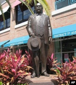Don Vicente Martinez Ybor, who got the Tampa cigar industry rolling, was a Spaniard who sided with insurgents in Cuba, was forced to relocate to Key West, Florida, then uprooted again, to Tampa.