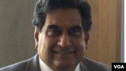 پروفیسر ڈاکٹر ظفر بخاری