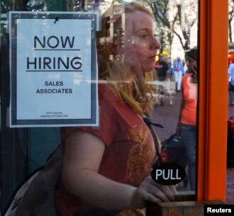 El desempleo en EE.UU. podría caer al 4,9% según analistas de la Oficina de Estadídsticas Laborales.