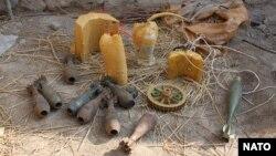 ماین های کنار جاده عامل عمدۀ تلفات در جنگ افغانستان است