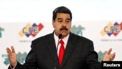 El G-7 rechazó el resultado electoral de la elección en Venezuela que le dió un nuevo mandato de seis años al presidente Nicolás Maduro el domingo, 20 de mayo, de 2018.