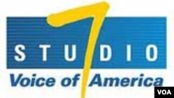 Voice of America Studio 7