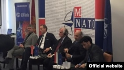 """Tribina """"Šta poslije pozivnice za NATO?"""" (rtcg.me)"""