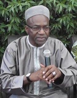 L'opposant tchadien Saleh Kebzabo joint à N'Djamena par Nathalie Barge