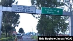 Urubibe rwa Cyanika Uganda ihana n'u Rwanda