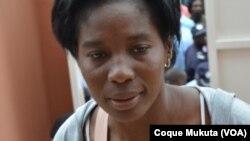 Rosa Conde, activista angolana