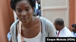Entrada do Tribunal Provincial de Luanda