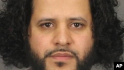 Mufid Elfgeeh, of Rochester, N.Y. is shown in a June 2, 2014 file photo provided by the Monroe County Sheriff's Office.