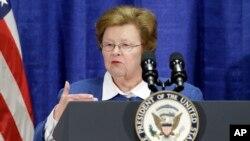 Thượng nghị sĩ Barbara Mikulski.