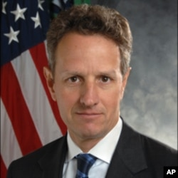 Secretary of the Treasury,Timothy F. Geithner