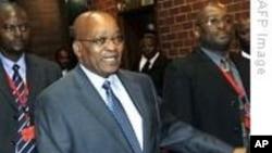 Rais wa Afrika Kusini Jacob Zuma.