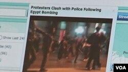 Egipat: Unatoč blokadama, informacije idu u svijet