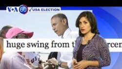 More bad news for Mitt Romney in the latest poll- VOA60 Elections