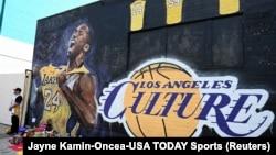 Memorial Kobe Bryant, Staples Center, Los Angeles